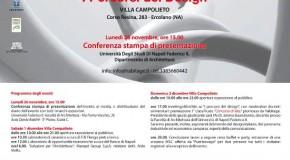 Nicola Piscopo a Habitage 2012, Villa Campolieto, Ercolano, 1 – 2 dicembre