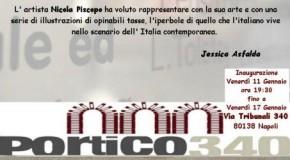 New Taxes in Italy, Nicola Piscopo, Napoli (11/01 – 17/01)
