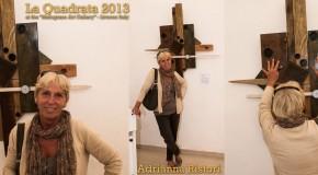 Adriana Ristori, Rimpianti.  La Quadrata 2013