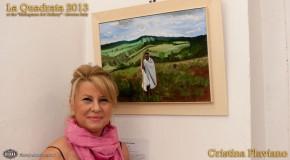 Cristina Flaviano, Guerriero. La Quadrata 2013