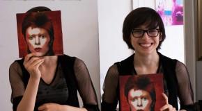 Elisa Del Taglia, David Bowie. La Quadrata 2013