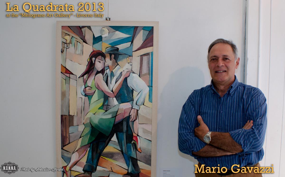 Mario Gavazzi by Sebastian Korbel