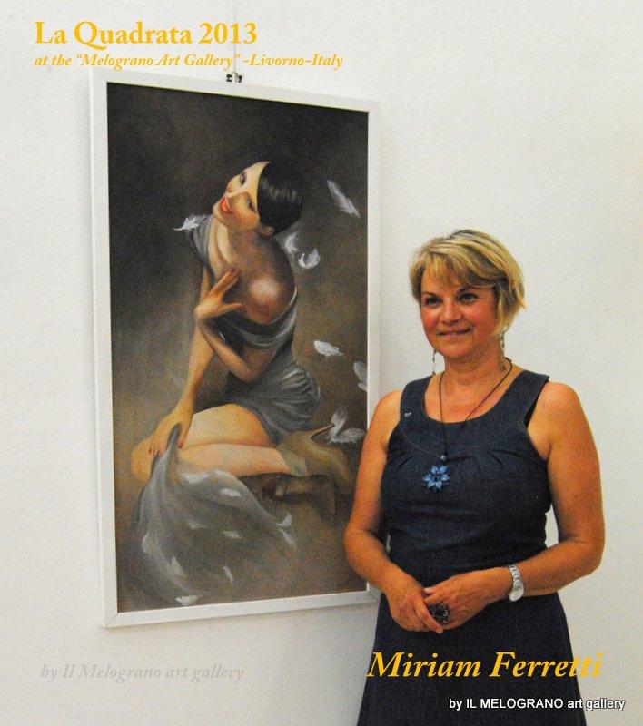Miriam Ferretti la quadrata 2013