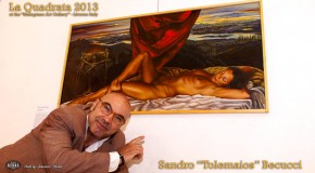 Sandro Tolemaios, L'ultima acropoli. La Quadrata 2013