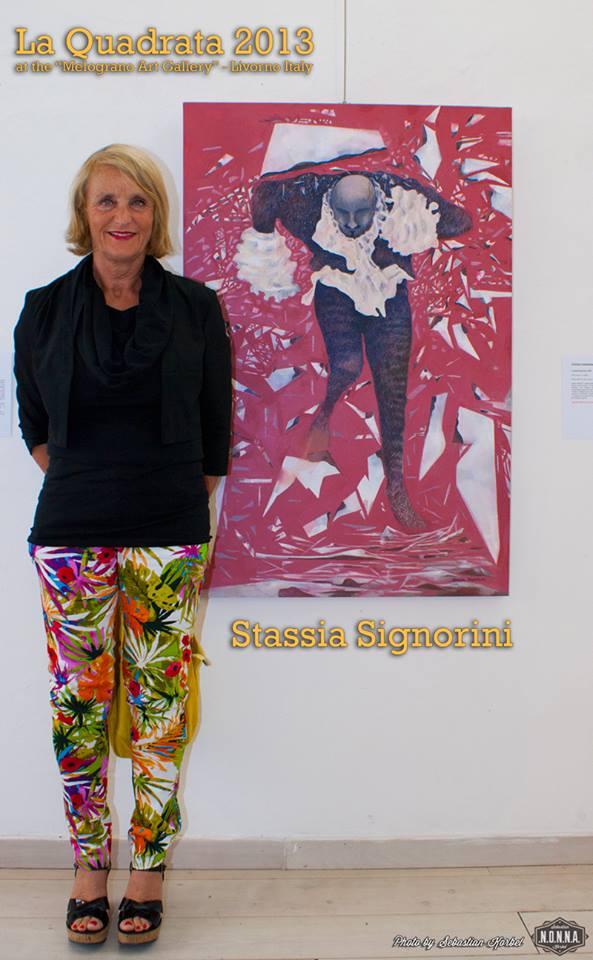 Stassia Signorini by Sebastian Korbel