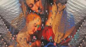 Napola Kazaum, Madonna col Bambino. La Quadrata 2013