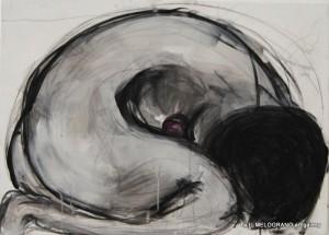 Luz solitudini 2012 50x70
