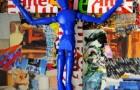 Massimo Bernardi  Self portrait, ovvero L'arte in croce € 350
