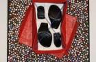MAX BERNARDI Le mie scarpe, 2004 € 400