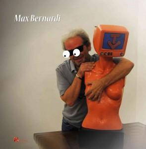 max bernardi lady TV