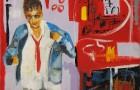 Alfredo Pini Senza titolo 2003 € 400 Pick Art € 250