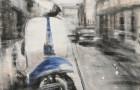 Alfredo Pini  Passano i giorni € 340 Pick Art € 200