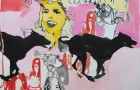 Lidia Bachis Dobermann € 450 Pick Art € 350