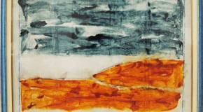 Mario Schifano  Paesaggio anemico arancio €  18000  Pick Art € 12500
