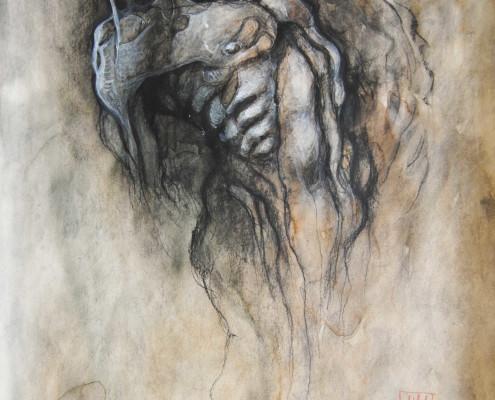 Aurore Lephilipponnat Buste d homme