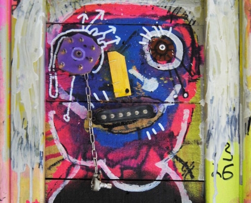 Paul Kostabi Potential pick up