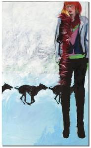 Lidia Bachis vita da cani